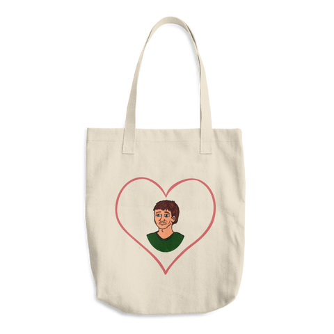 Mr. Hatcher Tote Bag
