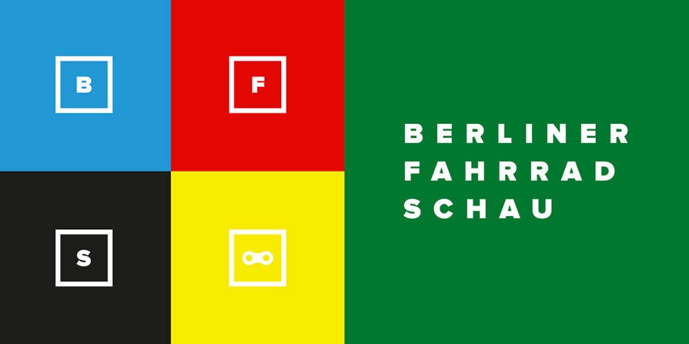 Meet us at the Berliner Fahrradschau March 20-22, 2015