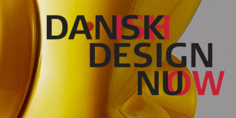 "GUS to be part of the exhibition ""Danish Design NOW"" at Designmuseum Danmark"