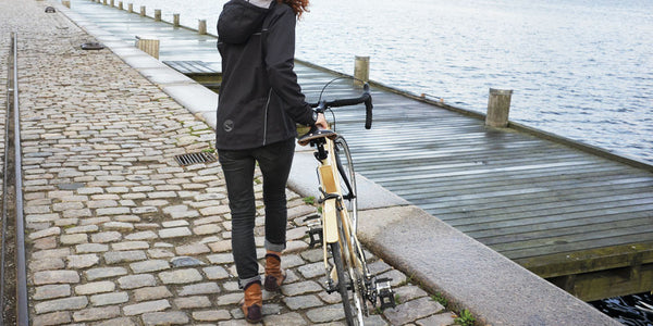 Article about Coh&Co bikes on trae.dk