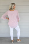Coppell Top in Pink