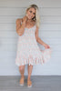 Ashburton Dress in Peach Blossom