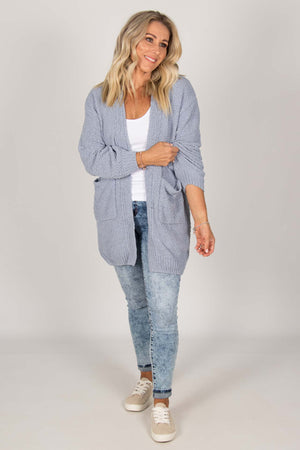 Linden Cardi in Cloud