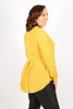 Royal Meghan Blouse in Mustard