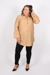 Sorento Shirt in Tan