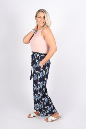Hadley Pants in Navy