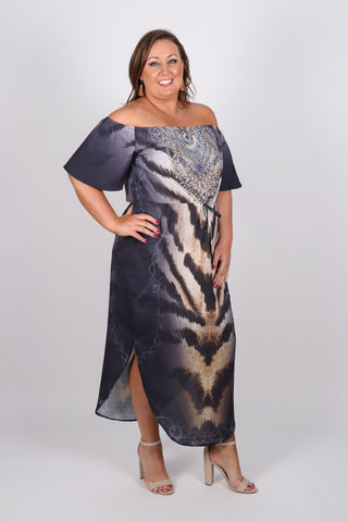 Cypress OTS Dress in Dark Exotic
