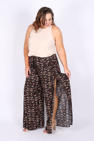 Eliza Pants in Black