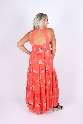 The Sands Maxi in Coral