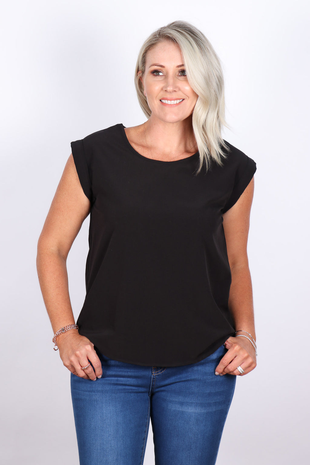Basic Lover Top in Black