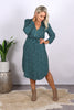 Fairway Dress in Emerald
