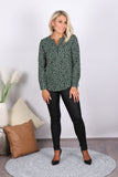 Jenna Blouse in Green