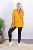 Kennedy OS Top in Mustard