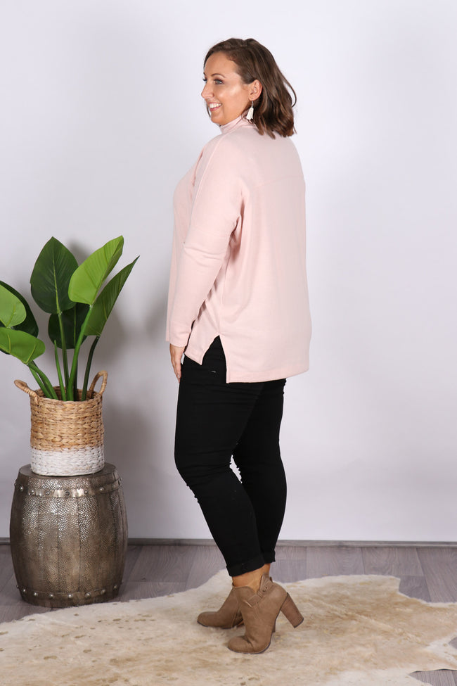 Ivo Cosy Pullover in Blossom