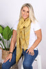 Indulge Scarf in Mustard