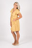 Kokoda Dress in Mustard