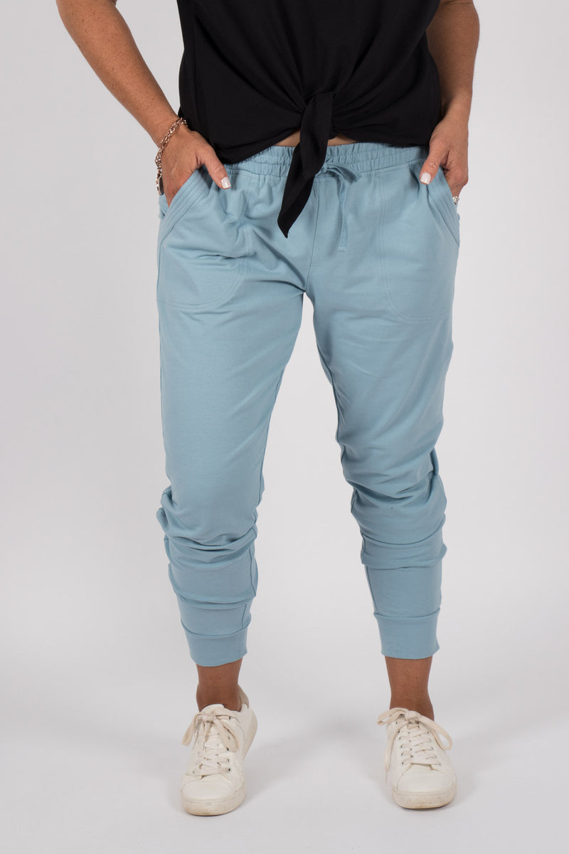 Miley Pant in Sky Blue
