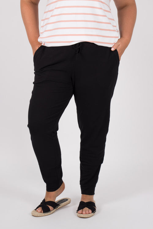 Miley Pant in Black