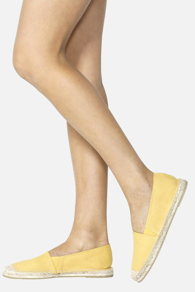Vacation Espadrille Pull On in Mango