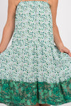 Kellie Dress in Spring Green