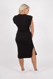 Jordan Dress in Black