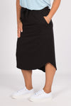 Carson Skirt in Black