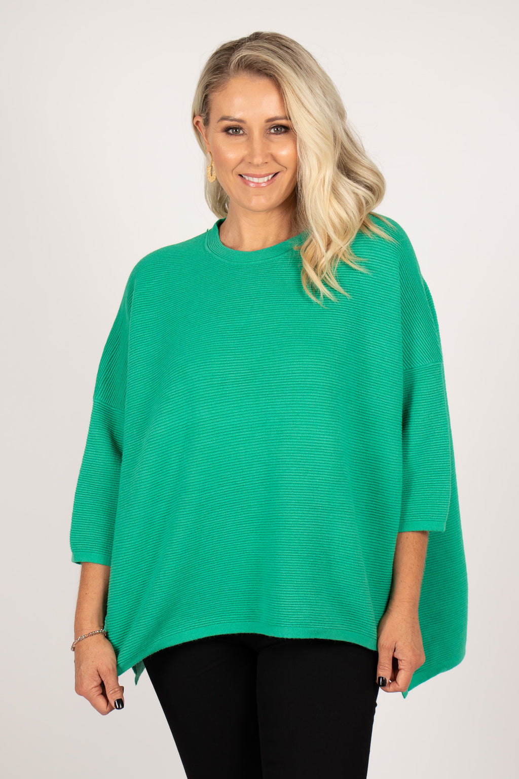 Nicola Knit in Green