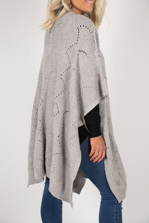 Cooktown Cardi in Grey