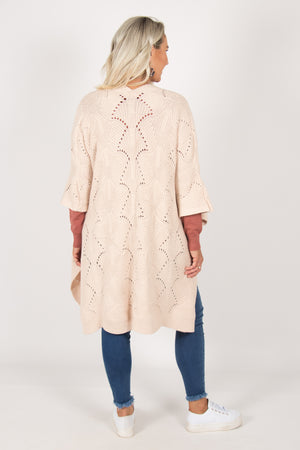 Cooktown Cardi in Beige