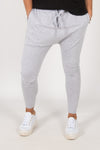 Kiera Jogger in Grey Marle