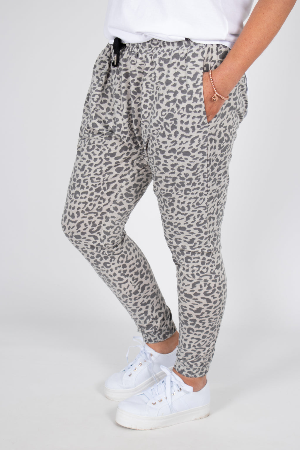 Jager Lounge Pants in Grey