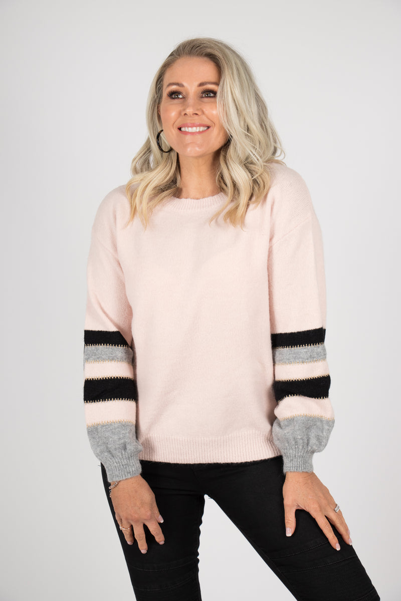 Marnie Jumper in Pink