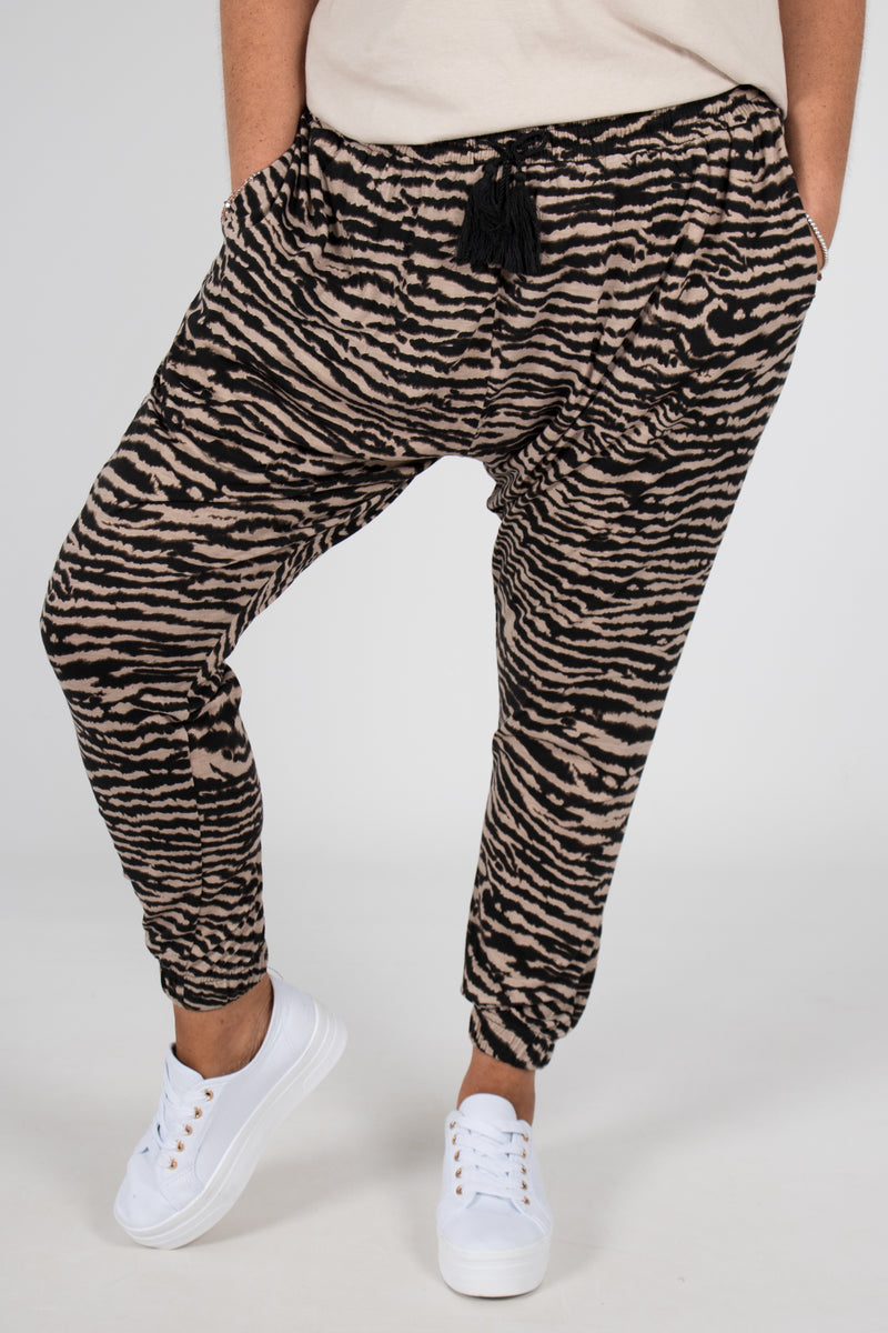 Jager Lounge Pants in Stripes