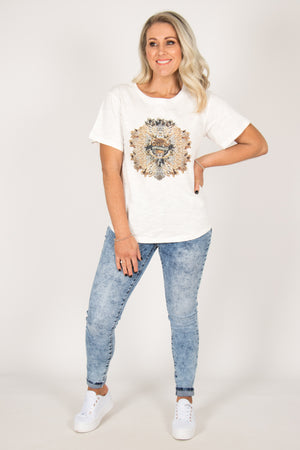 Remy Tee in Ivory