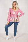 Frankie Top in Pink