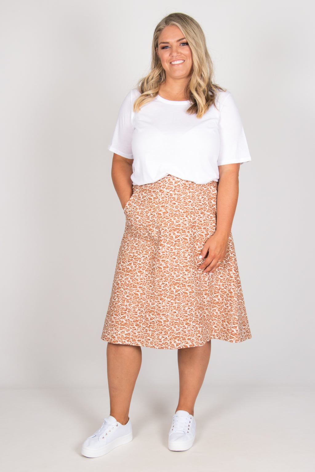 Morgan Skirt in Amazon
