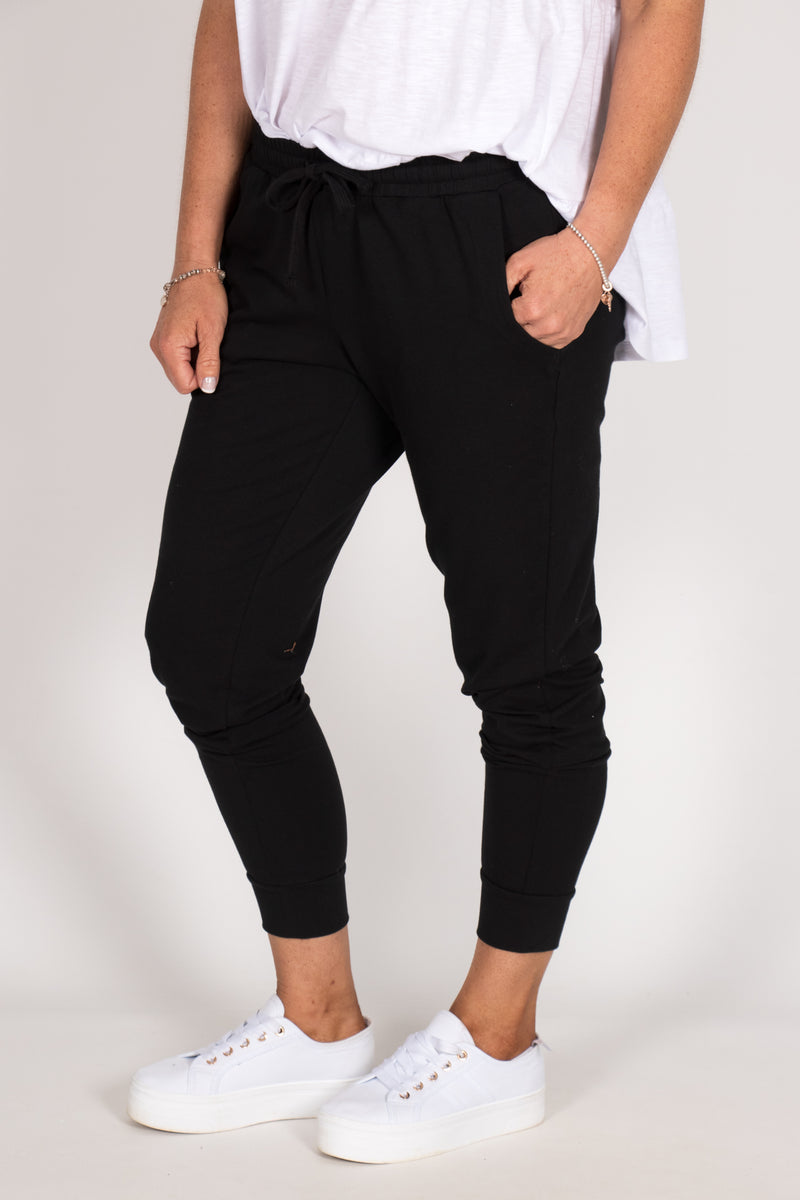 Heidi Pants in Black