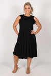 Joslin dress in Black