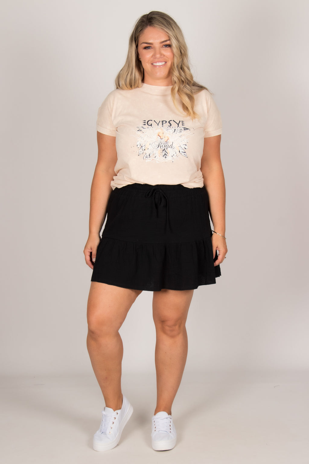 Claire Skirt in Black