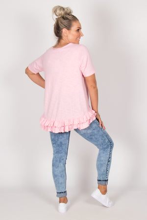 Sorrento Tee in Ballet