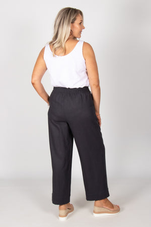 Parker Pant in Indi Grey
