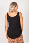 Boston Tank in Black