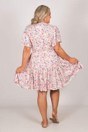 Flora Dress in Elkie