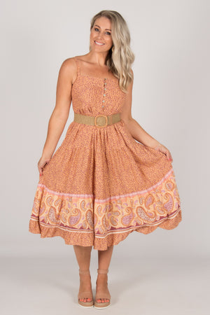 Lilly Dress in Zola