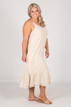 Ashwell Dress in Natural