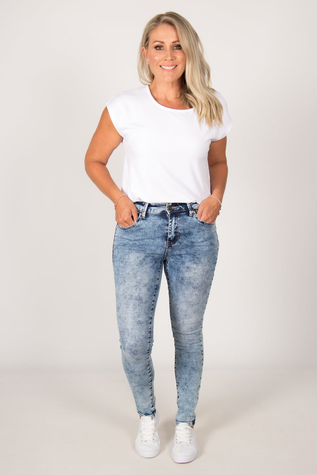 Stella Jeans in Acid Wash