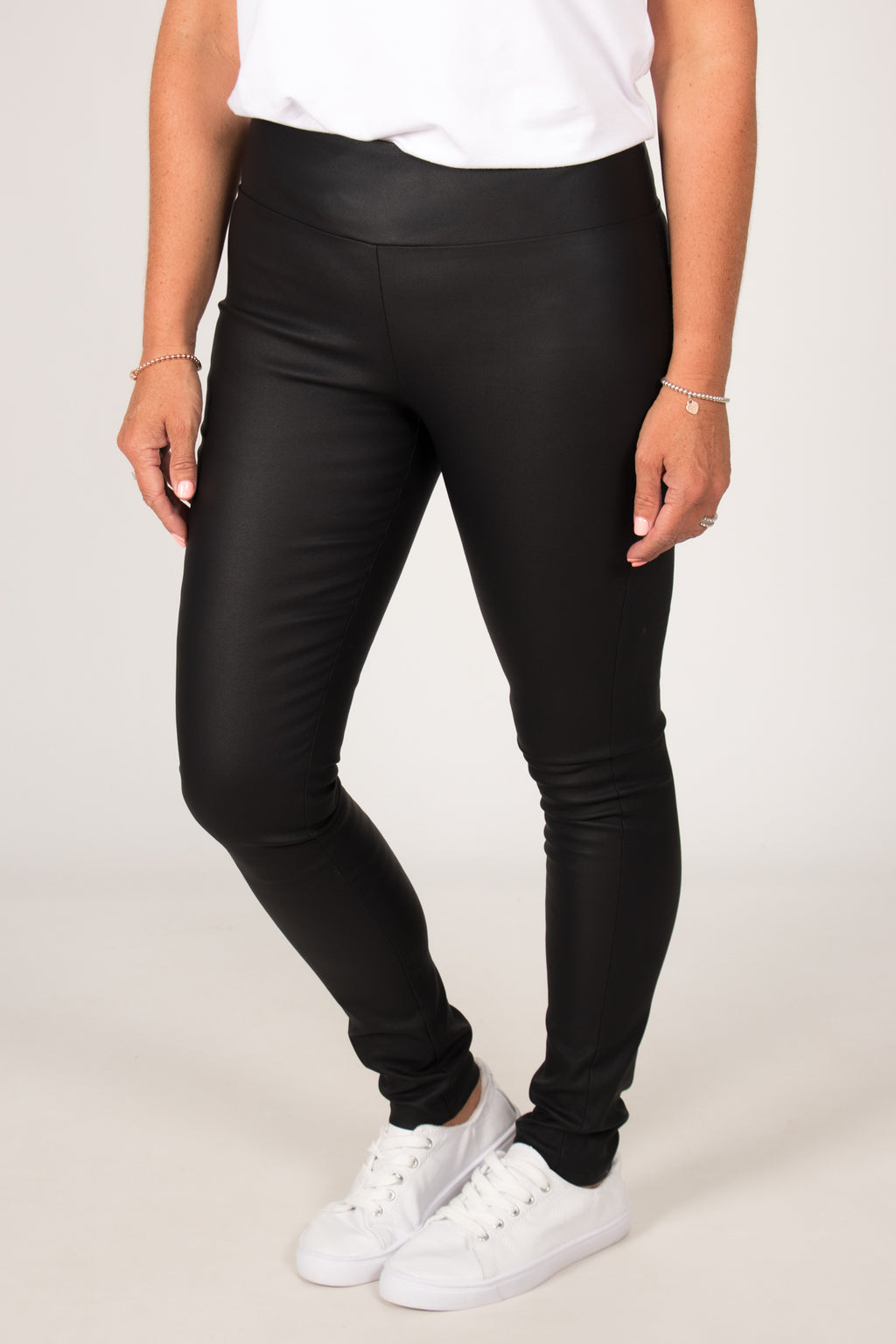 Ramada Wax Coated Pant in Black