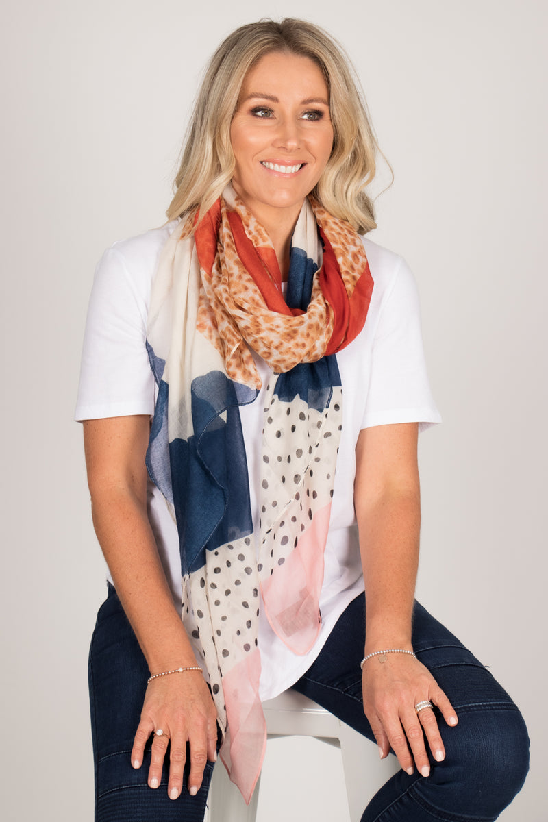 Nomad Scarf in Wild