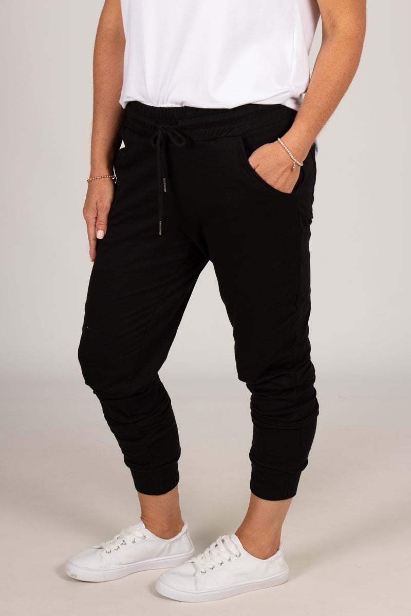 Coco Pant in Black