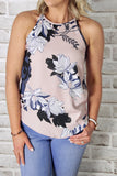 Carly Top in Blush Floral